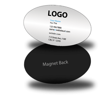 Oval Magnet