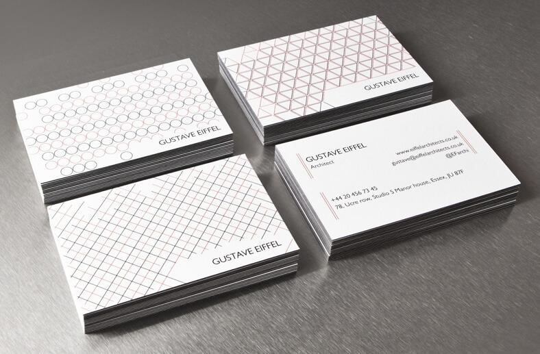 standard square corners