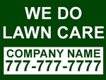 We Do Lawn Care