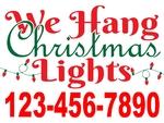 WE Hang Lights