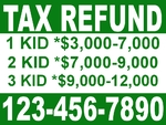 TAX REFUND 1 color