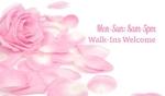 Nail Salon Pink Rose