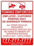 Tow Away Zone (18