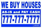 We Buy Houses (12