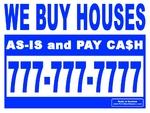 Houses - Semi-Customizable