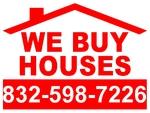 We Buy Houses w/ Roof