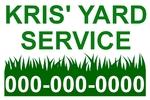 Kris' Yard Service (12
