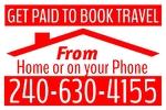 Book Travel 12x18