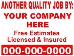 Quality Job By: