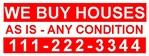 We Buy 1 color 9x24 - 2
