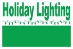 Holiday Lighting (green)