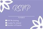 RSVP Announcement