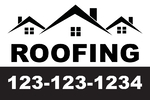Roofing_Yard Sign_12x18