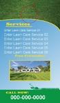 Lawn Care_Door Hanger_3.5x8.5