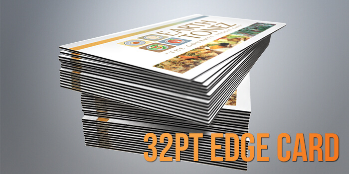 Thick Business Cards 32pt