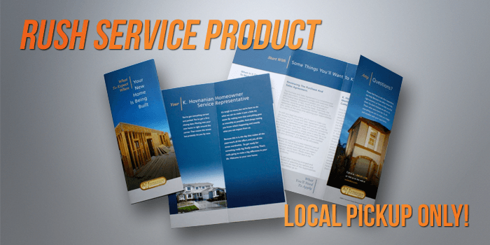 Next Day Custom Brochures Printing Houston Tx Free