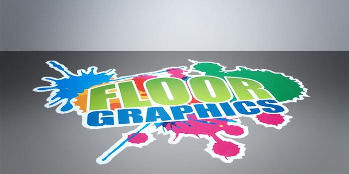 Custom Floor Graphics Printing