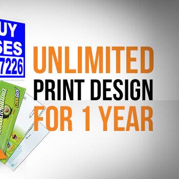 Unlimited Print Design