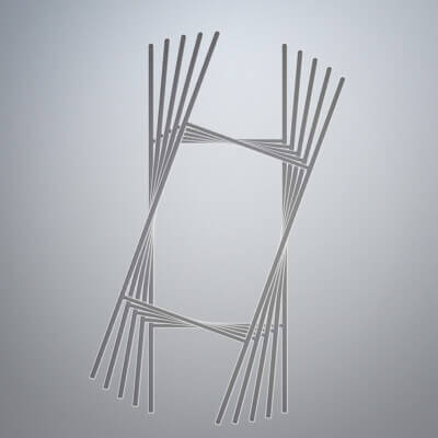 Ground Metal Stakes