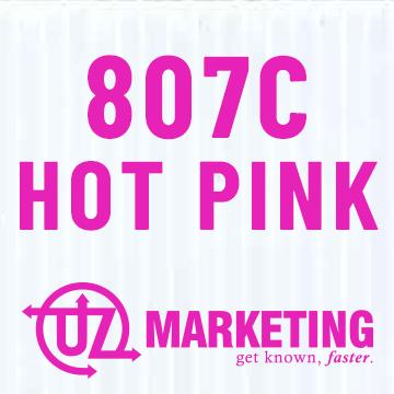 Hot Pink (807c)